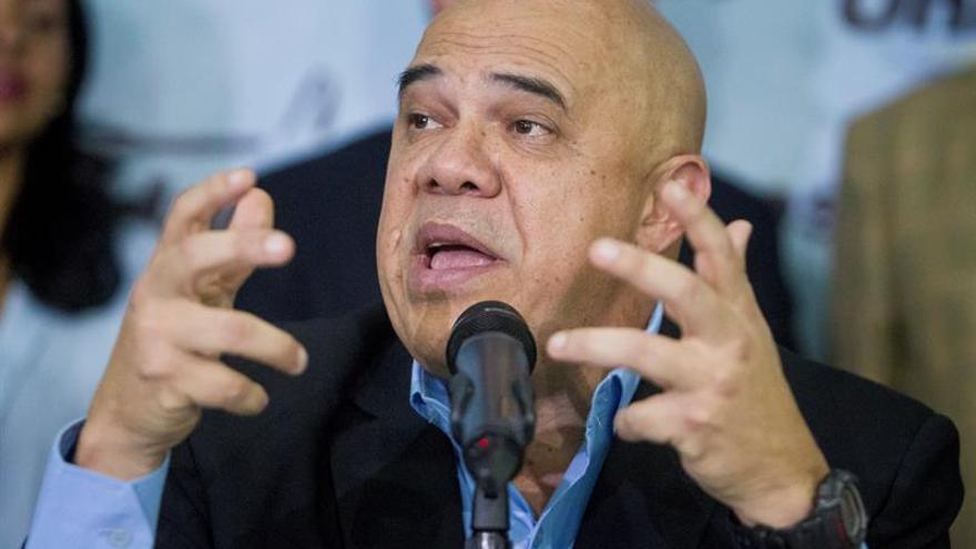"""La oposición venezolana pide un formato de diálogo político """"más transparente"""""""