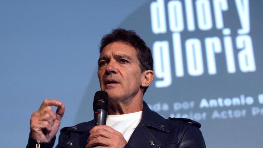 El actor Antonio Banderas.