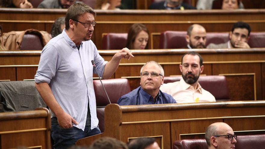 """En Comú exige a los independentistas """"honestidad"""" en campaña frente a """"hojas de rutas mágicas"""" y critica al PSC"""