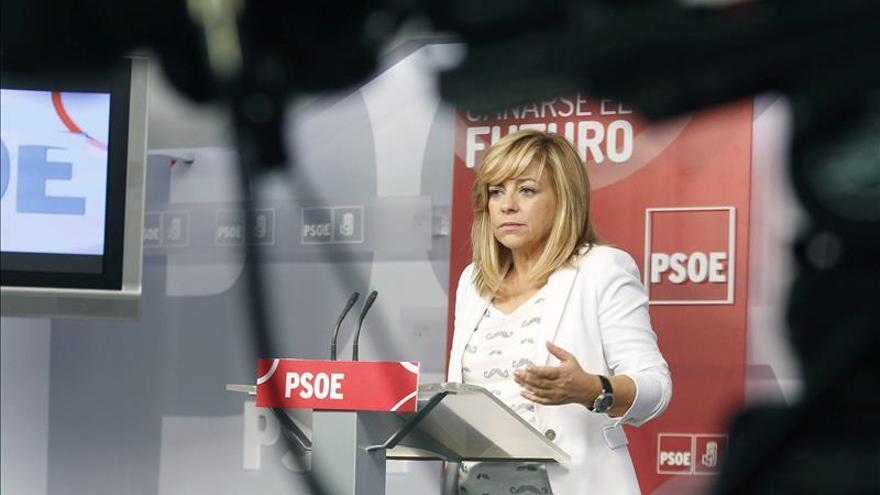 Valenciano lleva hasta la UE la denuncia por las cuchillas en la valla de Melilla