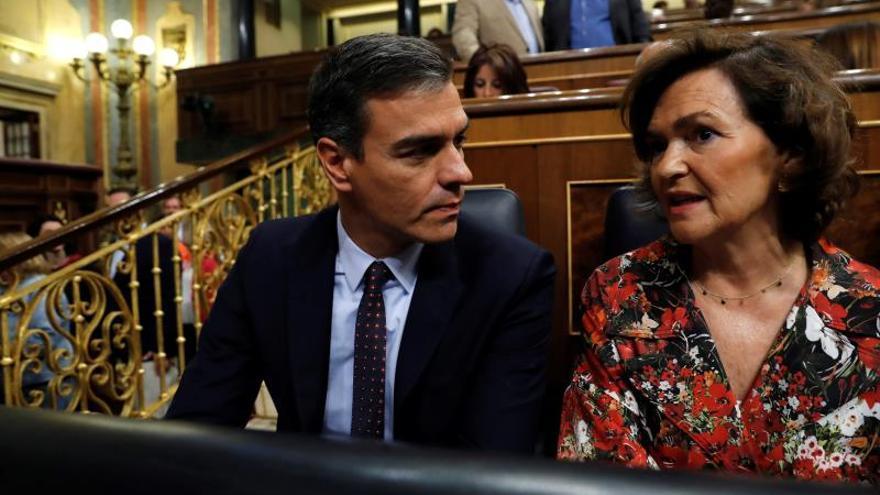 El PSOE ganaría con un 29,7 por ciento, según una encuesta del CIS de julio