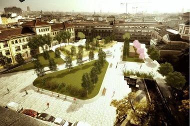 """Diseño """"Y"""" para los Jardines del Arquitecto Ribera"""