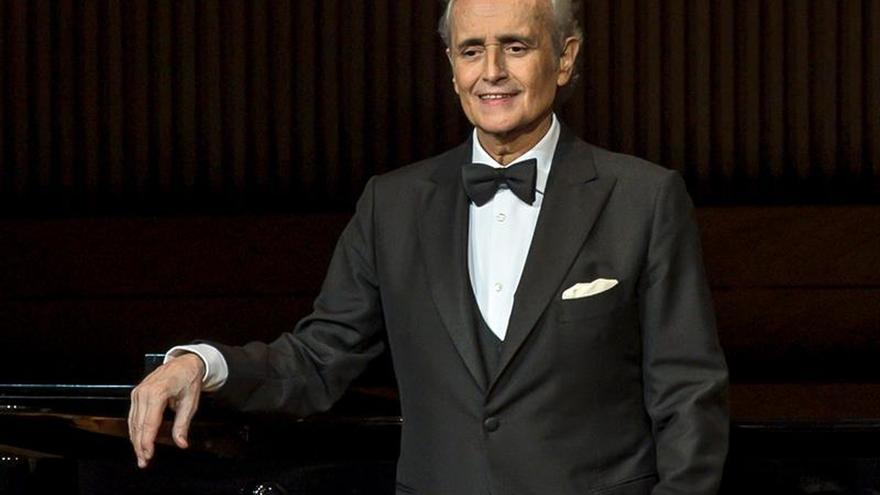 José Carreras recauda casi 3,2 millones de euros en una gala benéfica alemana