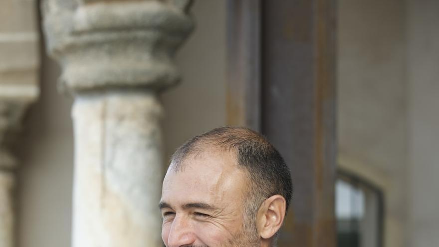 José Antonio Pajuelo, candidato a las primarias municipales del PSOE en Badajoz