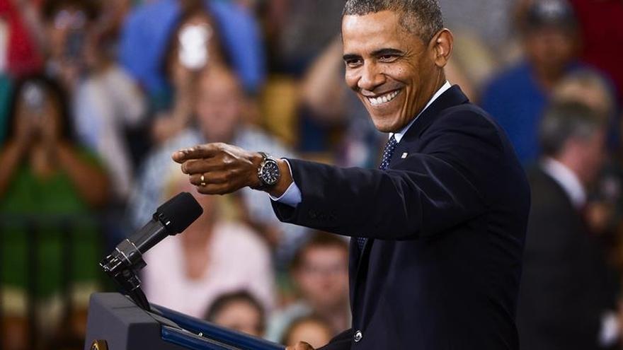 Obama cierra el 20 de enero la Presidencia sin escándalos y con logros en riesgo