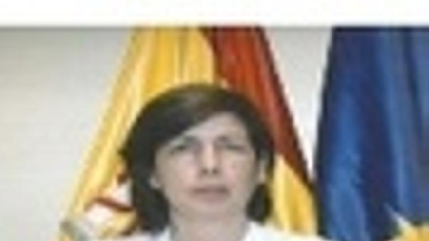 La Secretaria General Del CNI, Beatriz Méndez De Vigo