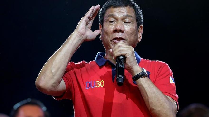 "Duterte no asiste a su proclamación como presidente por considerarla ""cursi"""