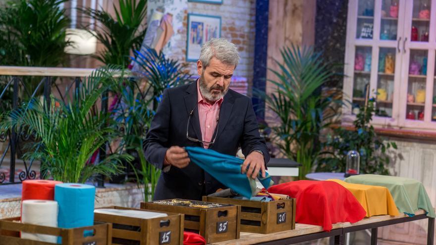 Lorenzo Caprile en Maestros de la costura