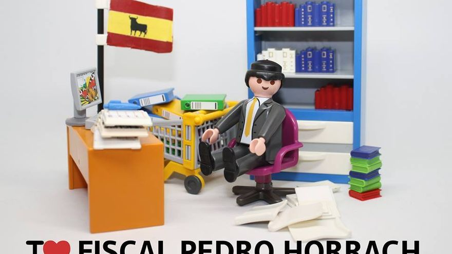 I love fiscal Pedro Horrach