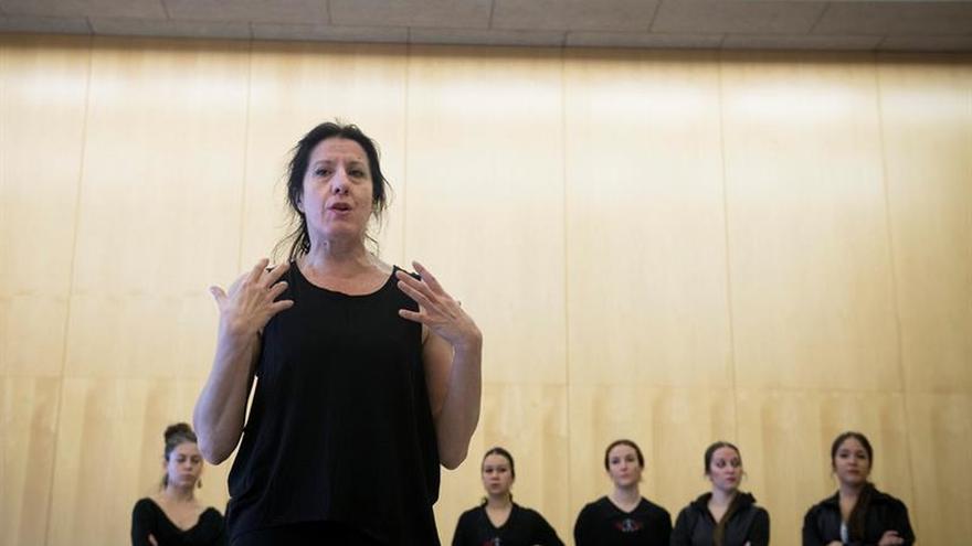 """María Pagés interpreta un """"contrapunto"""" del mito de Carmen"""