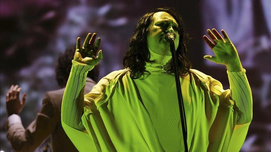 Anohni y John Luther Adams estrenarán montaje europeo en el Sónar 2016