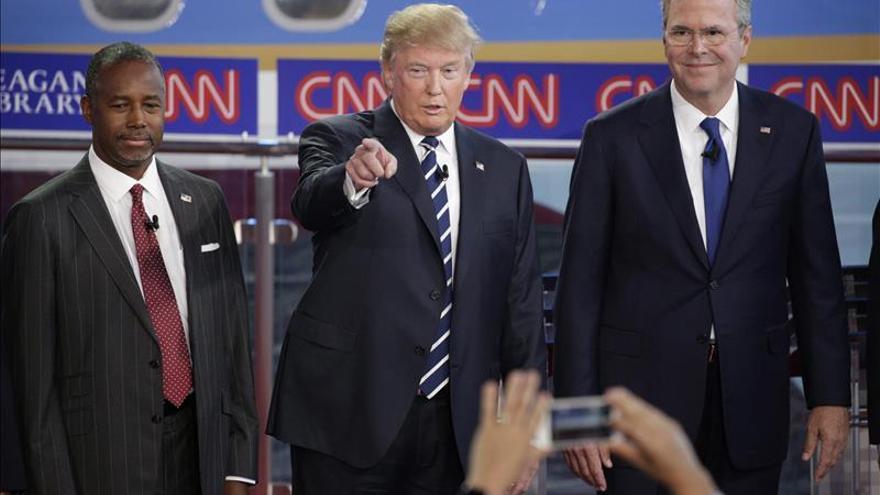 La polémica de los refugiados sirios sacude la campaña presidencial en EE.UU.