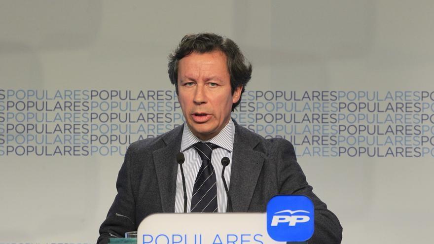 """Floriano dice que el auto de Ruz y el escrito del fiscal evidencian que el PP """"desconoce los hechos delictivos"""""""