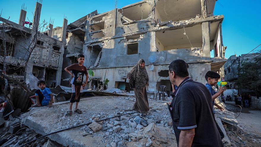 La ONU solicita 95 millones de dólares para la reconstrucción palestina y rendición de cuentas