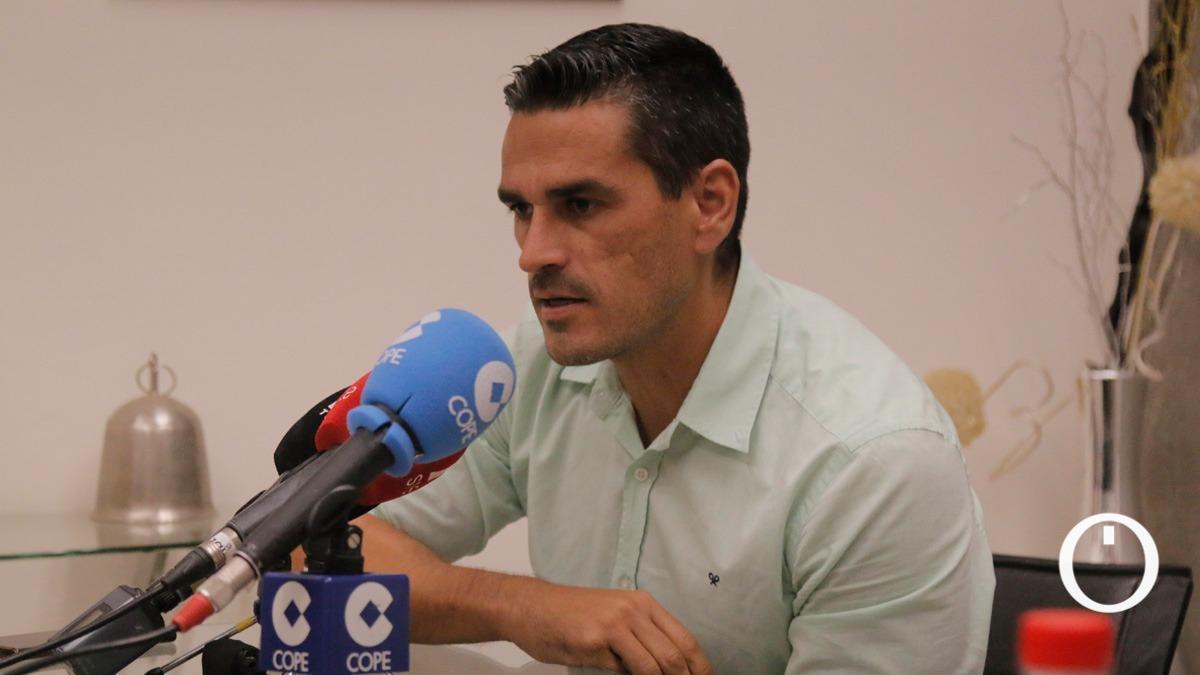 Juanito, director deportivo del Córdoba