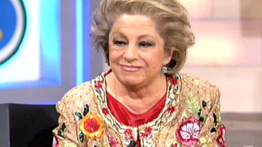 """Mª Antonia Iglesias volvió a """"El Gran Debate"""": """"Solo cuando te ves al final te das cuenta de los errores"""""""