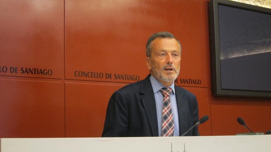 El alcalde de Santiago y ADIF acuerdan avanzar en la planificación de la estación intermodal de AVE