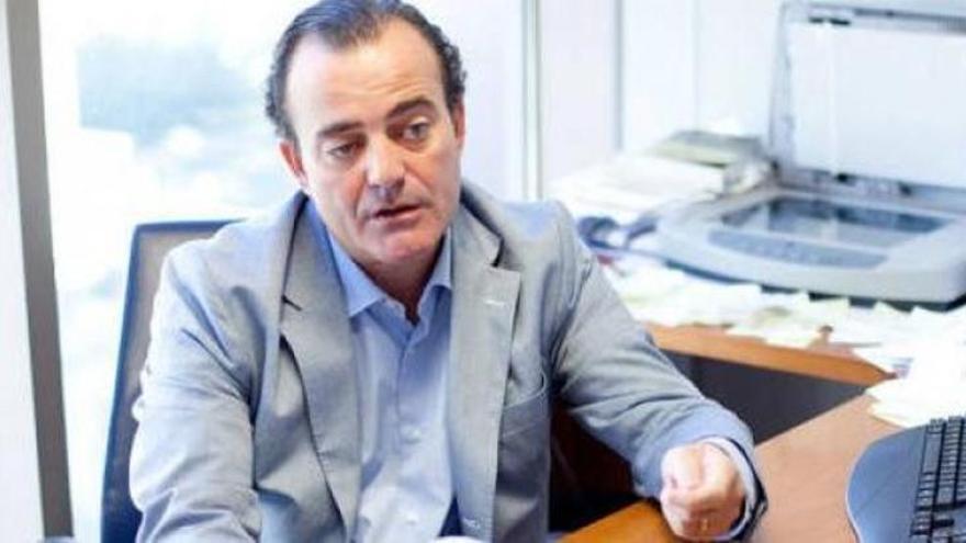 Fernando Presencia. FOTO: EFE