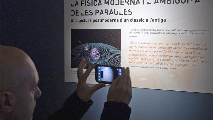 Girona acoge una muestra sobre Espriu que vincula su obra y la cábala