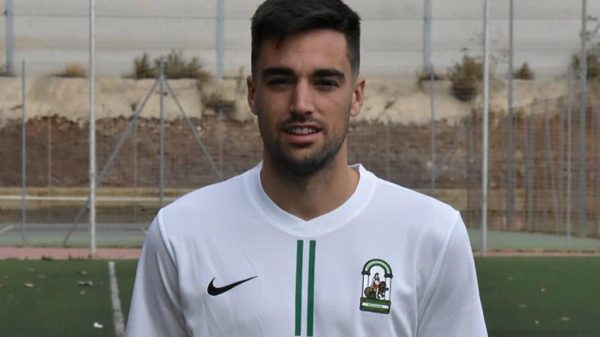 Mario Sánchez, nuevo jugador del Salerm Puente Genil