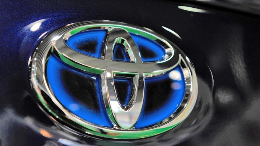 Las ventas de Toyota en Estados Unidos cayeron un 1,1 por ciento en abril