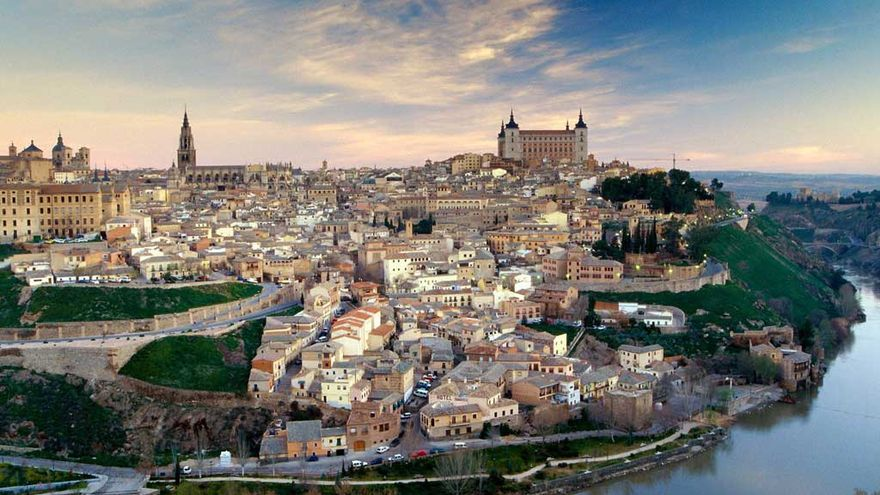 Vista general de Toledo. Foto: toledo-turismo.com
