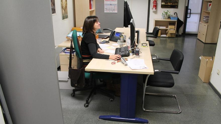 El número de empresas en Euskadi aumenta en 188 en octubre, pero acumula una pérdida del 11,3% durante la crisis
