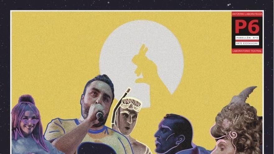Pabellón 6 representará desde este jueves 'Chichinabo Cabaret' en el Palacio Euskalduna de Bilbao