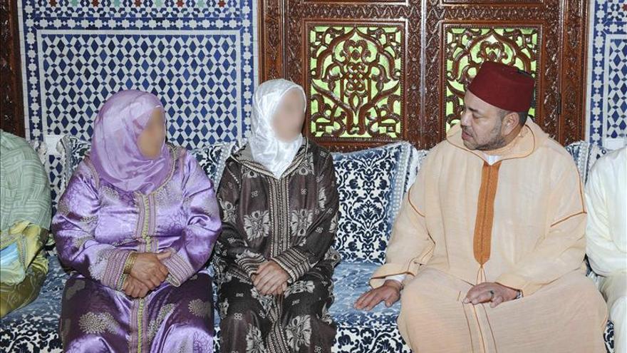 Mohamed VI ordena no tramitar indultos a violadores y traficantes de drogas