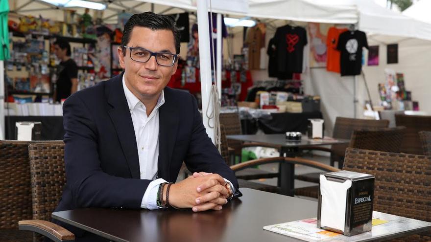 Pablo Rodríguez, vicepresidente del Gobierno de Canarias. (ALEJANDRO RAMOS)