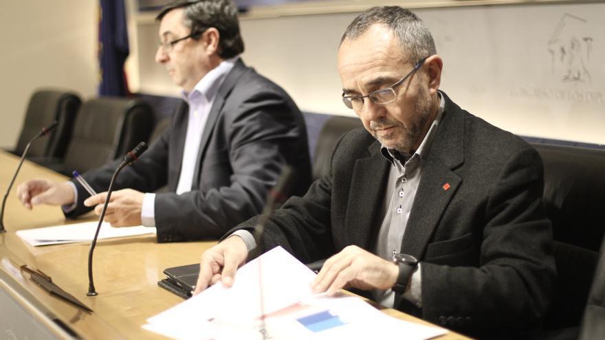 """IU-ICV dice que Rajoy hace un """"flaco favor"""" a la Justicia adelantando lo que pasará con la infanta"""