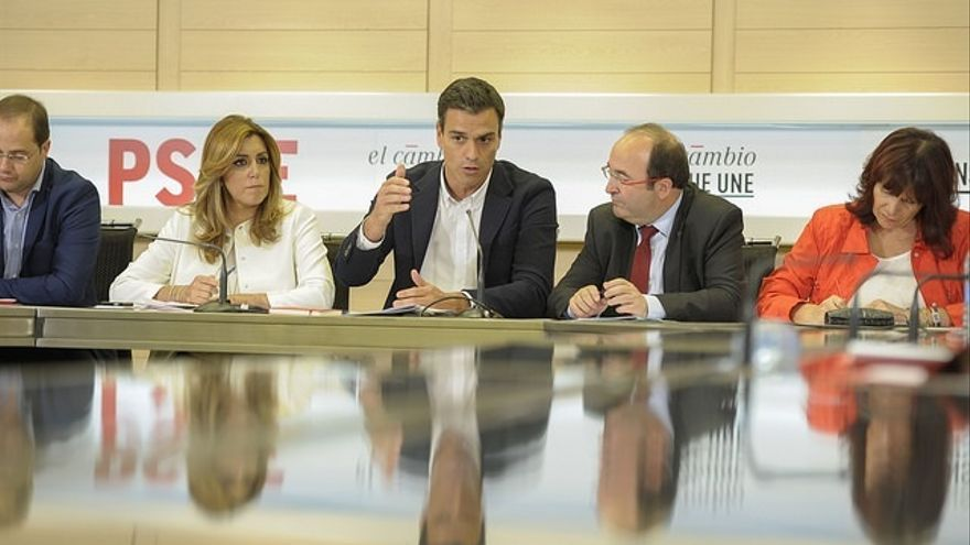 """Iceta defiende a Sánchez y carga contra la dimisión """"innecesaria"""" de los críticos"""