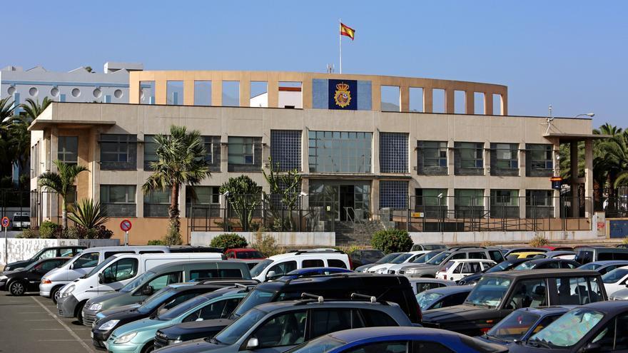 Comisaría de Policía de Telde (ALEJANDRO RAMOS)