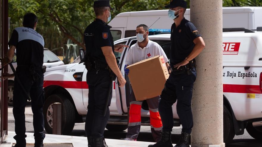 Andalucía mantiene diez brotes con 212 contagiados