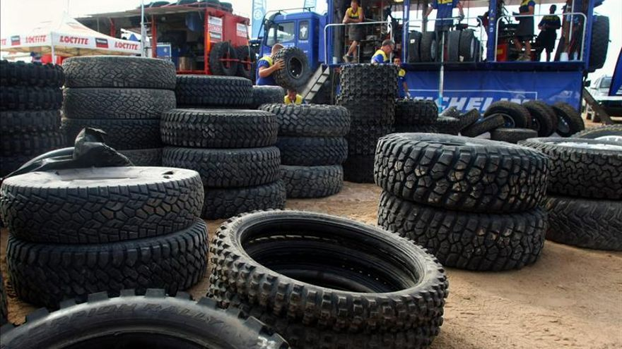 Andalucía concede 1,6 millones de euros a Michelin para el sistema de ensayos en Níjar