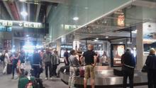 El tráfico de pasajeros del Aeropuerto de La Palma aumenta en mayo un 4,6%