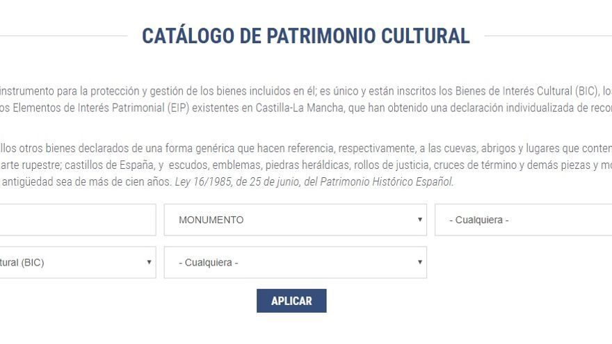 Portal cultura Castilla-La Mancha