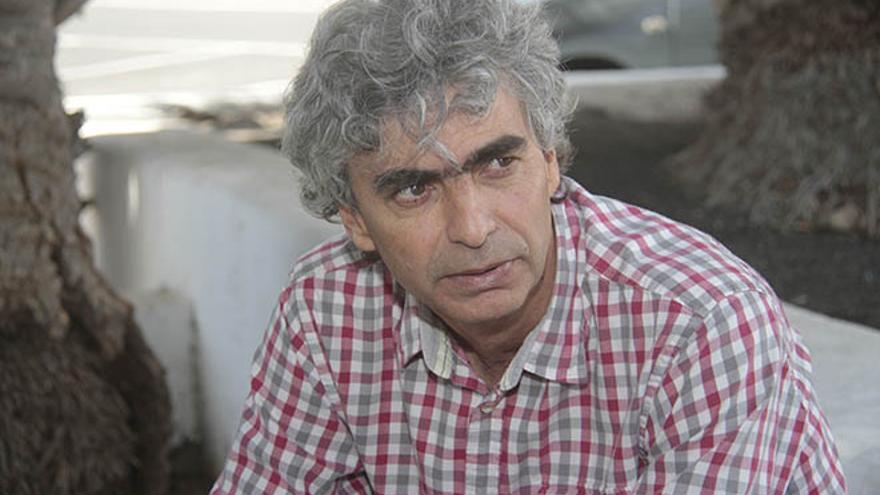 Juan Miguel Torres, doctor en Biología y edafólogo