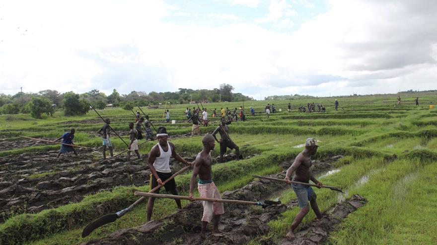 El documental se rodó en el reino tradicional de Oussouye / Foto: cedida.