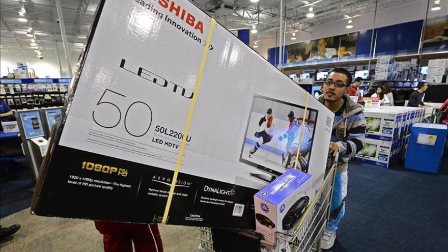 El comercio apuesta por el Black Friday y Ciber Monday para animar al consumo