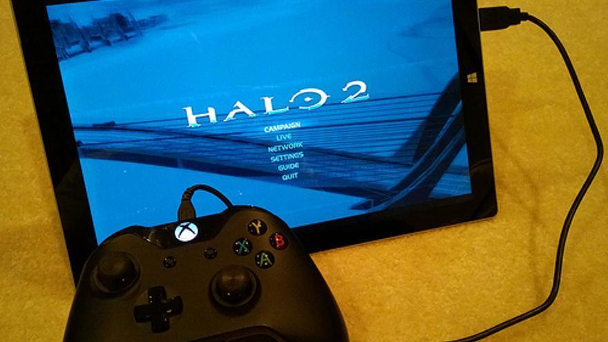 Xbox One Pad en Windows DRL