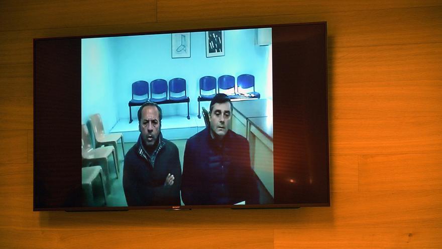 Álvaro Pérez 'El Bigotes' delcara desde la prisión de Valdemoro en la investigación de Feria Valencia