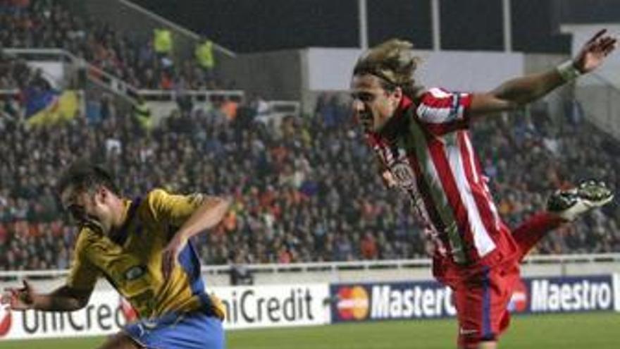El Atlético prolonga su agonía