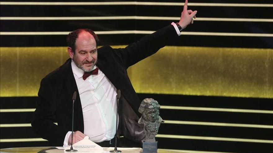"""Karra Elejalde, Goya al mejor actor de reparto por """"8 apellidos vascos"""""""