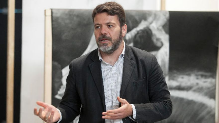 Jerónimo Cabrera Romero, gerente de TEA y cargo que firma la respuesta a Podemos