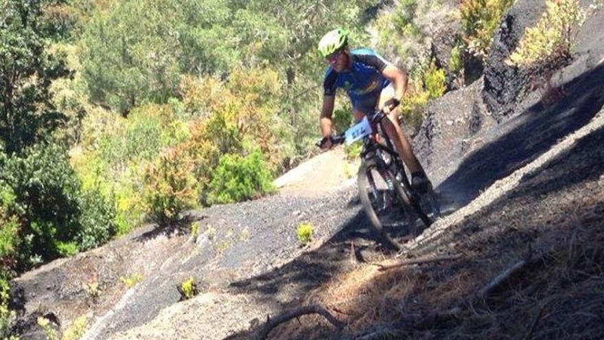 Villa de Mazo celebra la Carrera de Campeones Mazo MTB, última prueba ciclista del año