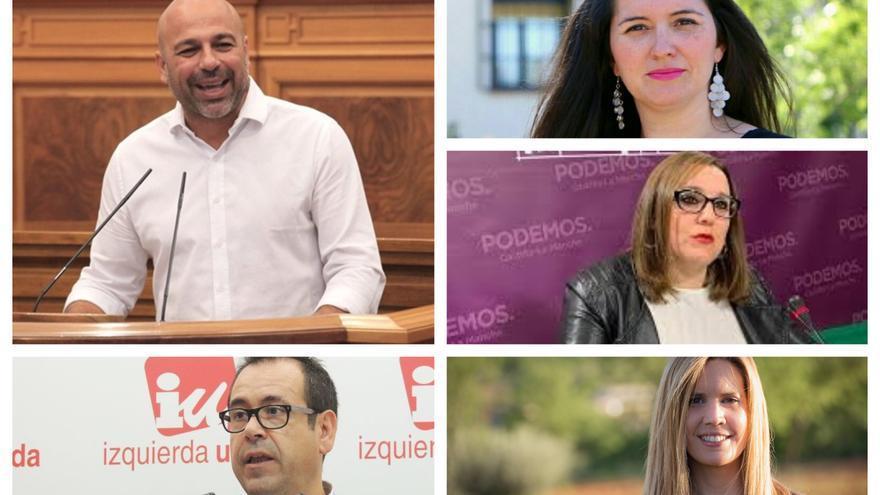 Cabeza de lista Unidas Podemos-IU-Equo