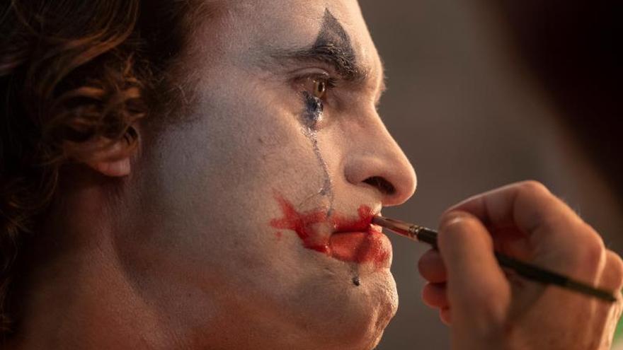 Fotografía cedida por Warner Bros de Joaquin Phoenix.