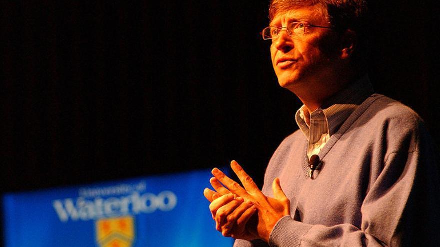 Bill Gates es uno de los participantes en la última ronda de inversión de Change.org