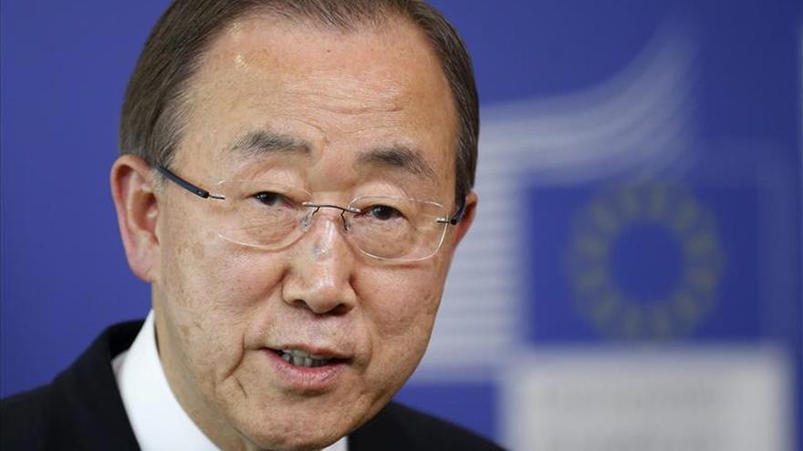 Ban pide reforzar la cooperación para combatir el terrorismo internacional